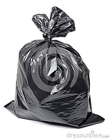 Free Garbage Bag Stock Photography - 20408182