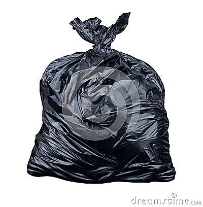 Free Garbage Bag Royalty Free Stock Image - 36128426