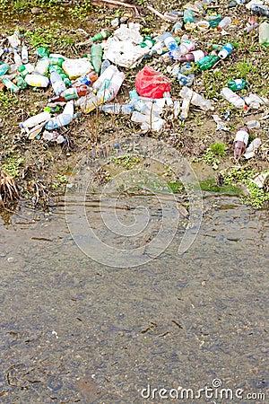 Garbage creek