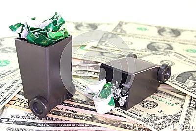 Garbage fees