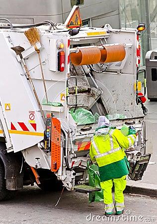 Garbage management
