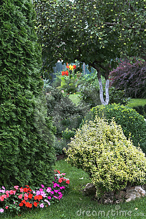 Free Garden Royalty Free Stock Photography - 15122087