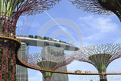 Garden by the Bay Daytime