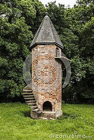 Garden Folly Royalty Free Stock Photo - Image: 10773605