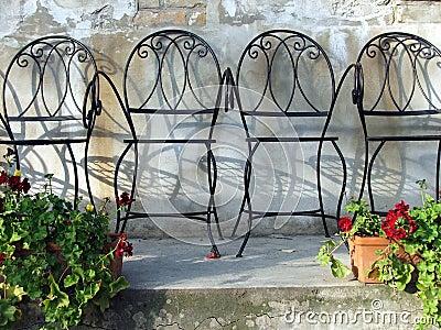 Garden chairs 2