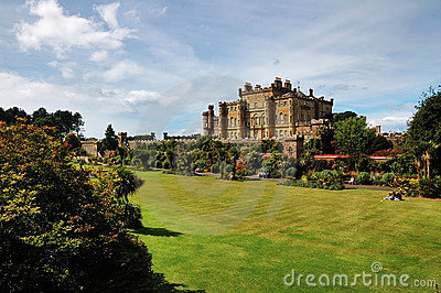 Garden of Culzean Castle