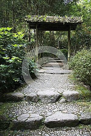 Free Garden Entrance Stock Images - 273214