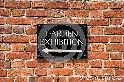Garden Exhibition