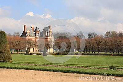 Garden of Fontainebleau