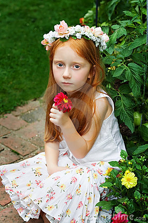 Garden Girl - 3
