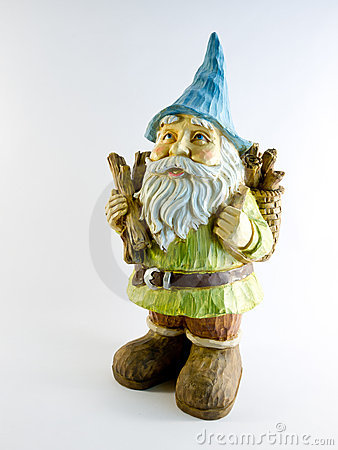 Free Garden Gnome Stock Photography - 21538662