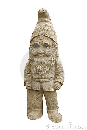 Free Garden Gnome Royalty Free Stock Photography - 3080237