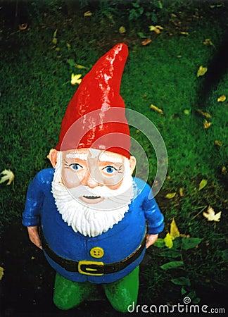 Free Garden Gnome Royalty Free Stock Image - 3551556