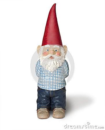 Free Garden Gnome Elf Dwarf Royalty Free Stock Photos - 22324178