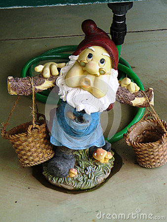 Female Garden Gnome Stock Photos Images Pictures 22 Images
