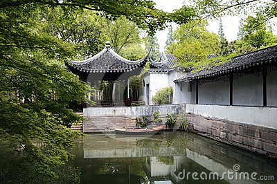 The Garden of Humble Administrator, Suzhou, China