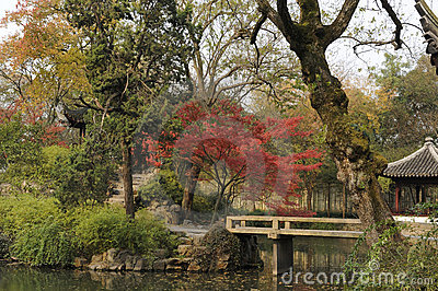 Garden of the Humble Administrator, Suzhou, China