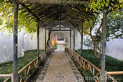 Garden of the Humble Administrator , Suzhou, China