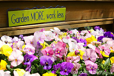 Garden More, Work Less