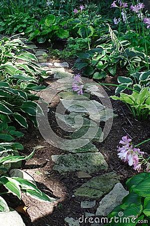 Free Garden Path Stock Photos - 1076683