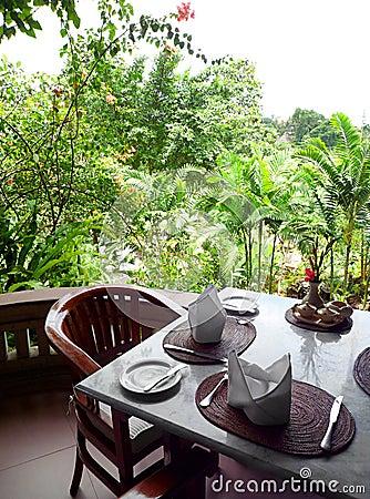 Garden Patio outdoor Dining