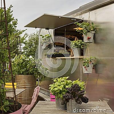 Free Garden Plant Truck Stock Photo - 93940630
