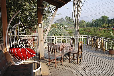Garden at thailand