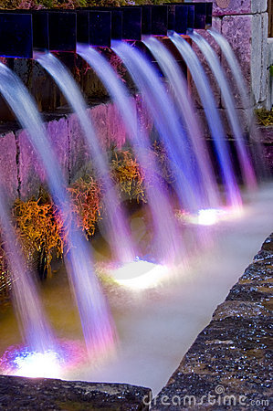 Free Garden Waterfall Stock Photos - 4953253