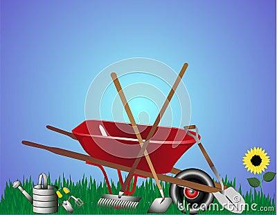 Gardeneing tools