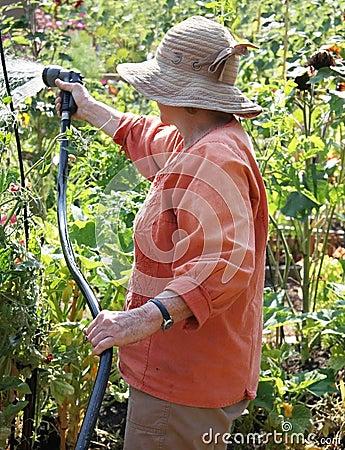 Free Gardener Royalty Free Stock Image - 10466776