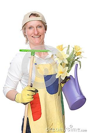 Free Gardener Stock Images - 11023714