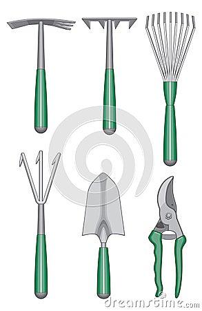Gardener Hand Tools