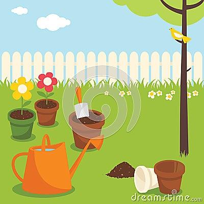 Free Gardening Royalty Free Stock Image - 10264406