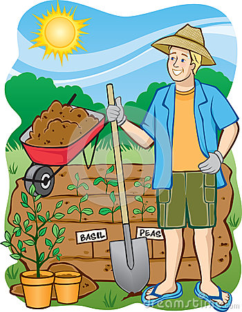 Gardening: Digging In
