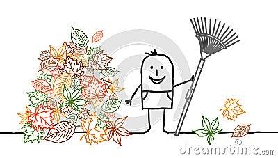 Gardening & fall