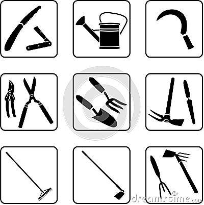 Free Gardening Tools Royalty Free Stock Images - 5062729