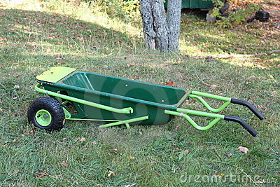 Gardening Wheelbarrel
