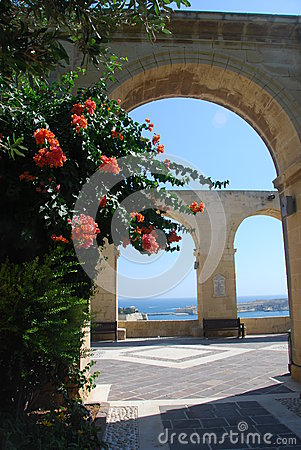 Gardens and Arches