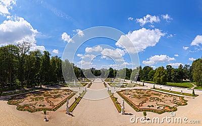 Gardens in Bialystok