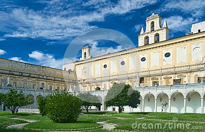 Gardens of Certosa di San Martino
