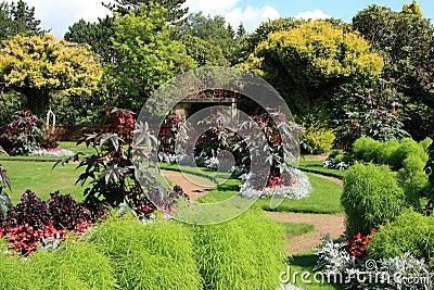 Gardens at Wentworth Castle