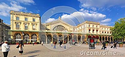 Gare de l Est Editorial Image