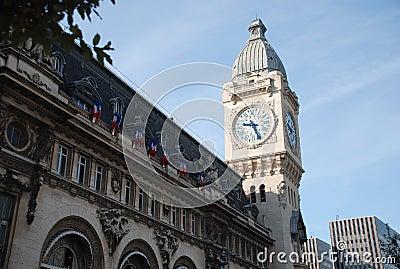 Gare de lyon - paris