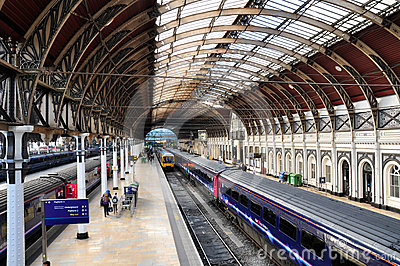 Gare de Paddington, Londres Photo éditorial