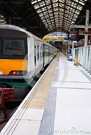 Gare de rue de Liverpool