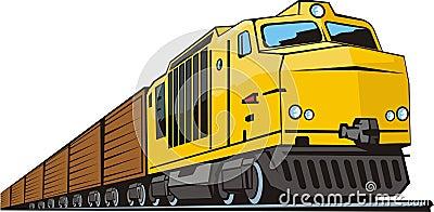 Gargo train