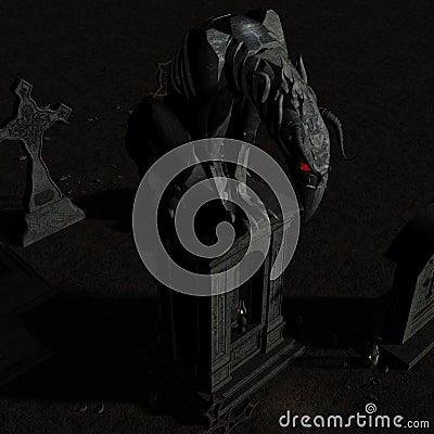 Gargoyle #01