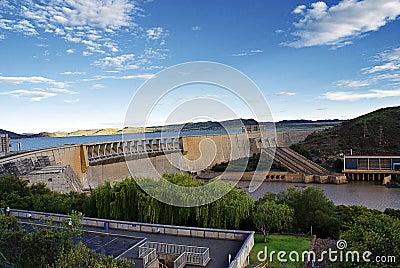 Gariep Dam Wider