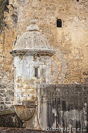 Garita watchtower