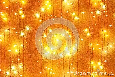 Garlands bulb lights